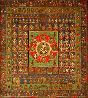 WRZUTA - Shingon Mandala